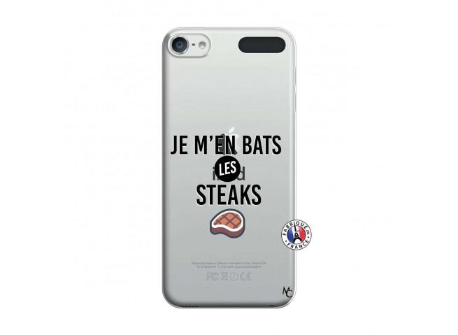 Coque iPod Touch 5/6 Je M En Bas Les Steaks
