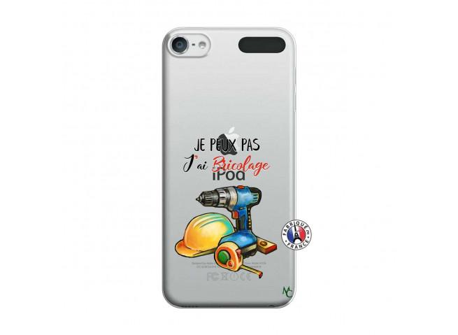 Coque iPod Touch 5/6 Je Peux Pas J Ai Bricolage