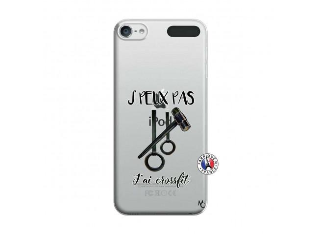 Coque iPod Touch 5/6 Je peux pas j'ai crossfit
