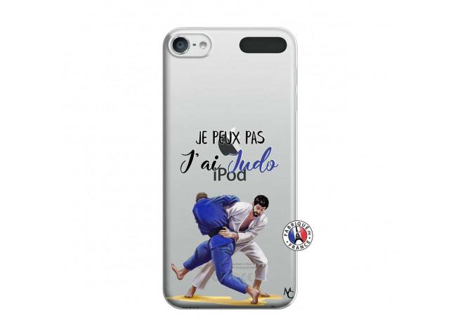 Coque iPod Touch 5/6 Je peux pas j'ai Judo