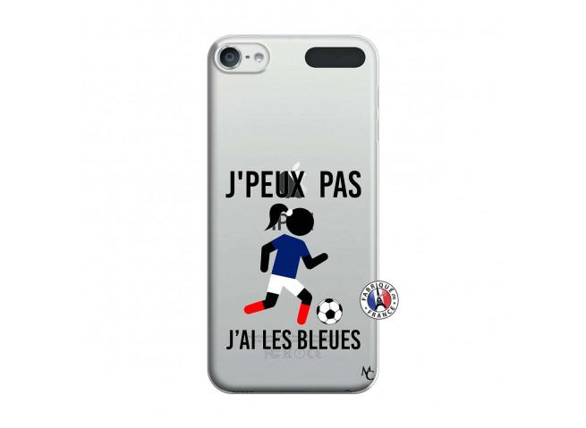 Coque iPod Touch 5/6 Je Peux Pas J Ai Les Bleues