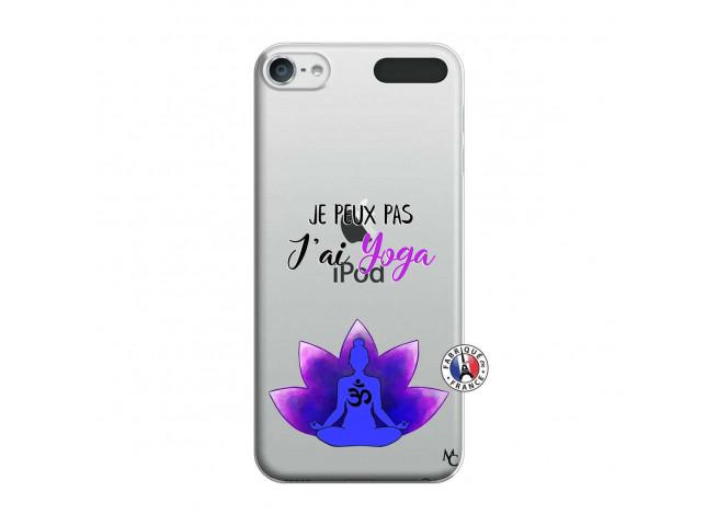 Coque iPod Touch 5/6 Je Peux Pas J Ai Yoga