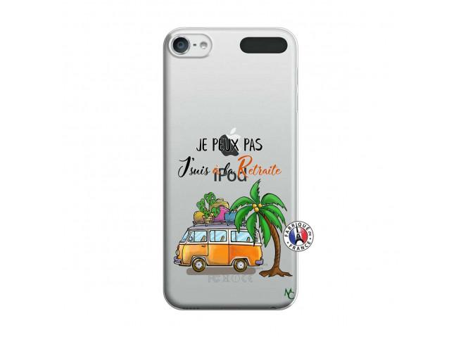 Coque iPod Touch 5/6 Je Peux Pas Je Suis A La Retraite