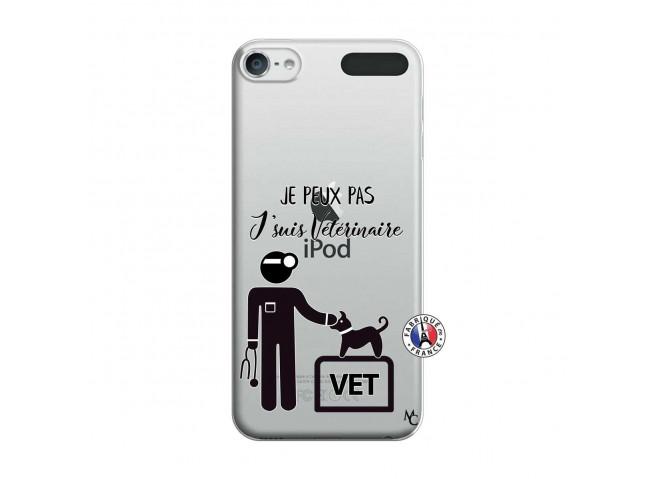 Coque iPod Touch 5/6 Je Peux Pas Je Suis Veterinaire