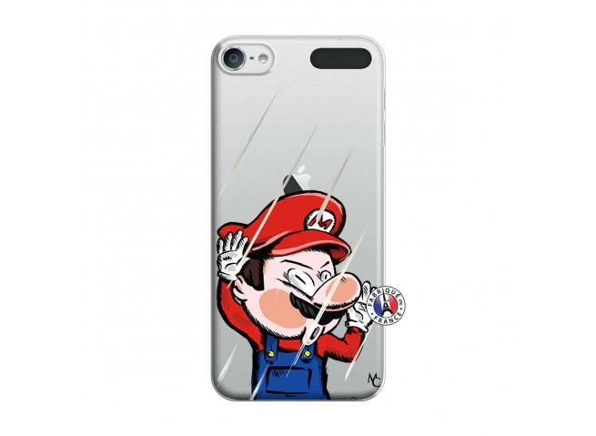 Coque iPod Touch 5/6 Mario Impact