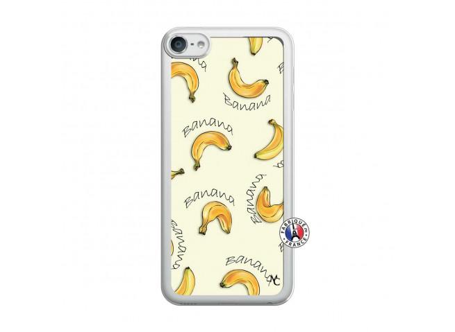 Coque iPod Touch 5/6 Sorbet Banana Split Translu