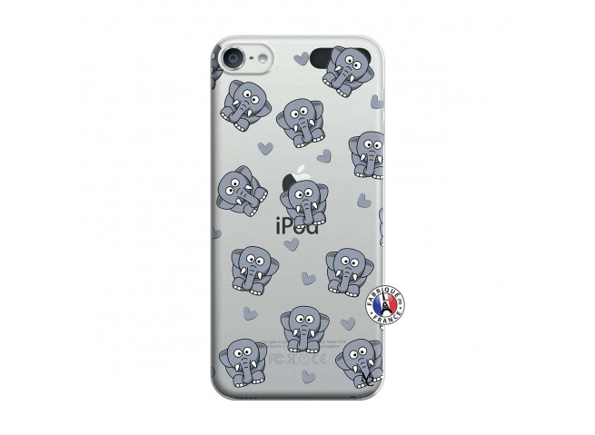 Coque iPod Touch 5/6 Petits Elephants