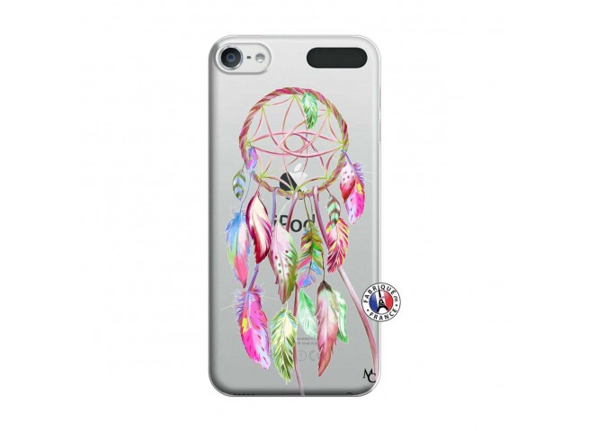 Coque iPod Touch 5/6 Pink Painted Dreamcatcher