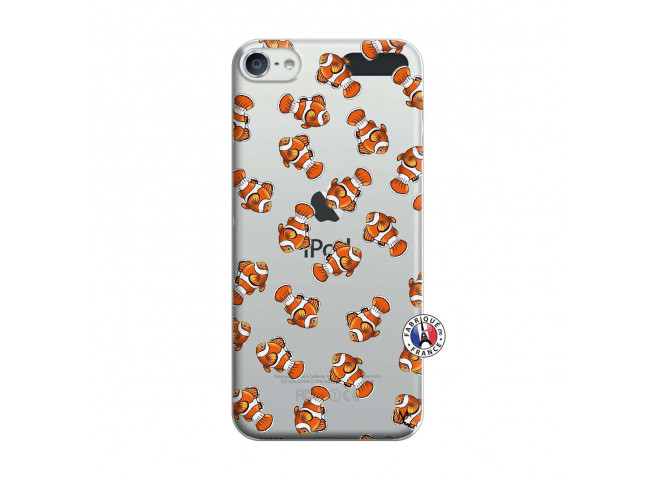 Coque iPod Touch 5/6 Petits Poissons Clown