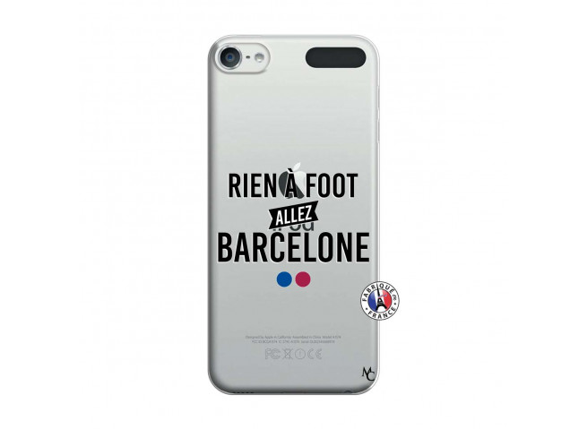 Coque iPod Touch 5/6 Rien A Foot Allez Barcelone
