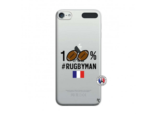 Coque iPod Touch 5/6 100% Rugbyman