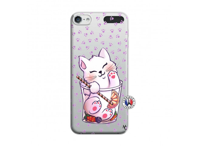 Coque iPod Touch 5/6 Smoothie Cat