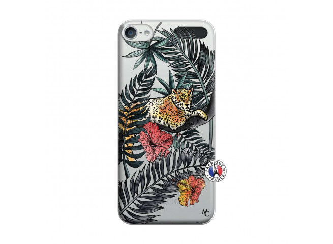 Coque iPod Touch 5/6 Leopard Tree
