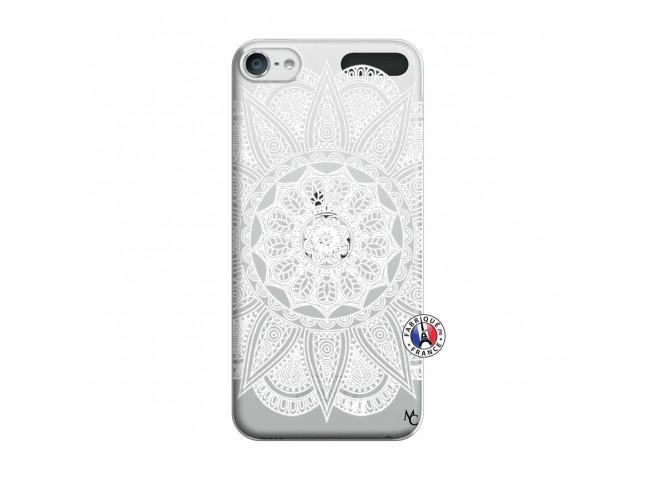 Coque iPod Touch 5/6 White Mandala