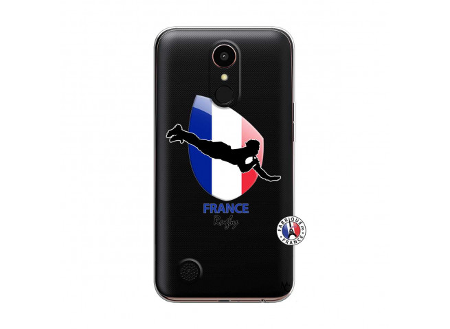 Coque Lg K10 Coupe du Monde de Rugby-France