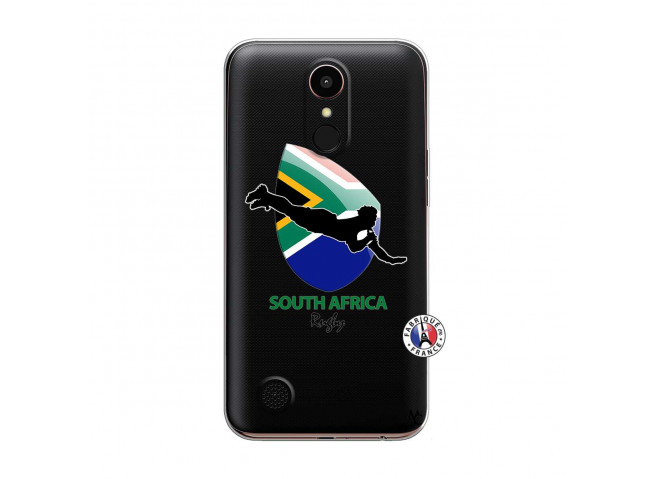 Coque Lg K10 Coupe du Monde Rugby-South Africa