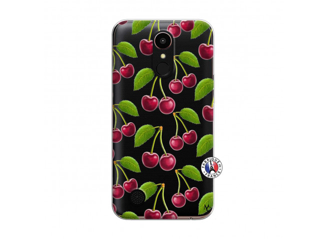 Coque Lg K10 oh ma Cherry
