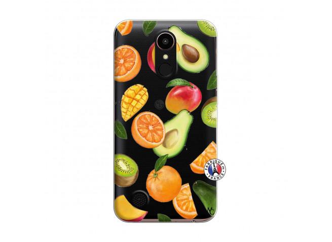 Coque Lg K10 Salade de Fruits