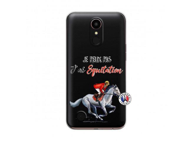 Coque Lg K10 Je Peux Pas J Ai Equitation
