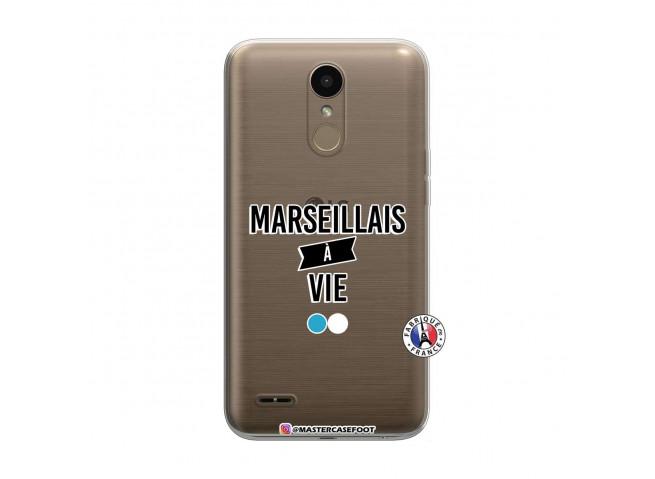 Coque Lg K10 Marseillais à Vie