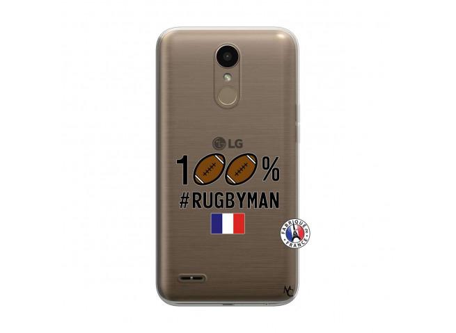 Coque Lg K10 100% Rugbyman