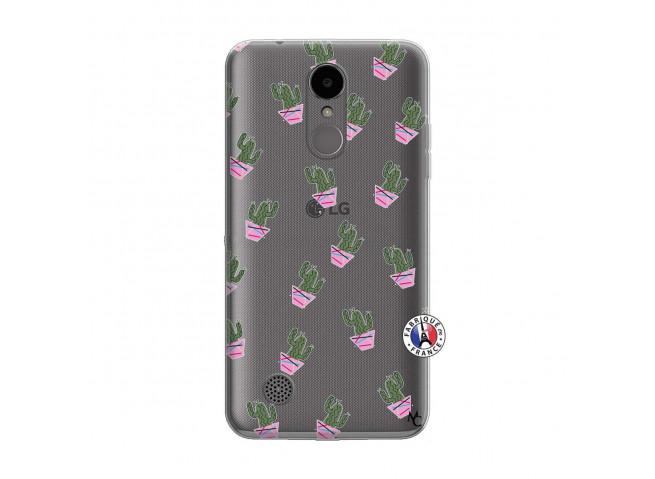 Coque Lg K4 Cactus Pattern