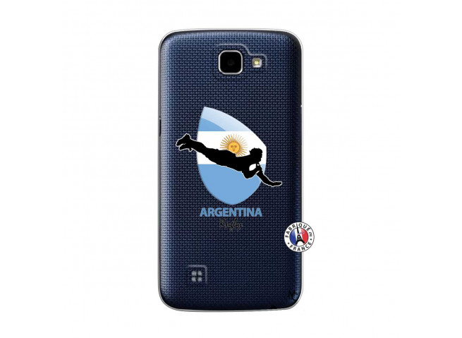 Coque Lg K4 Coupe du Monde Rugby-Argentina
