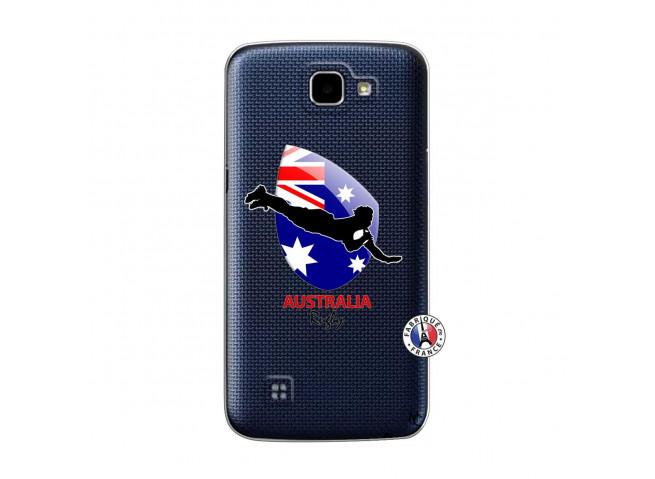 Coque Lg K4 Coupe du Monde Rugby-Australia