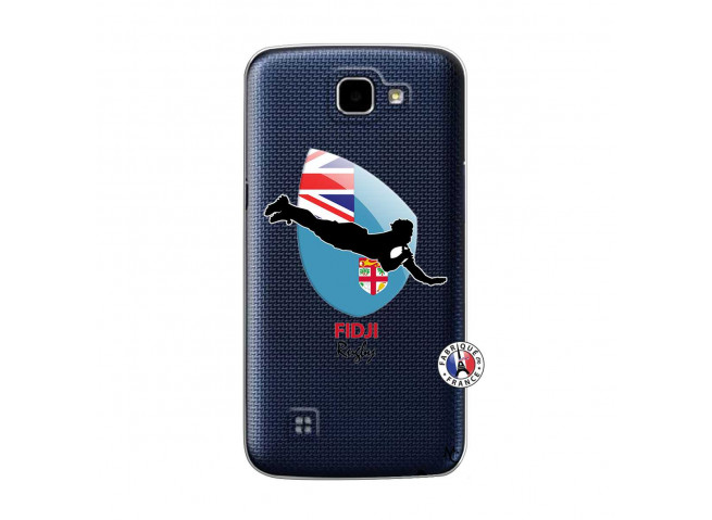 Coque Lg K4 Coupe du Monde Rugby Fidji