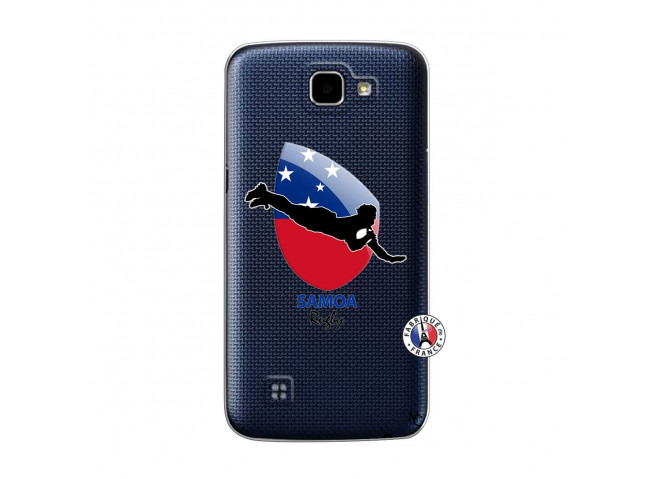 Coque Lg K4 Coupe du Monde Rugby-Samoa
