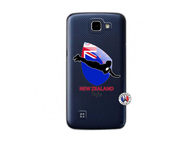 Coque Lg K4 Coupe du Monde Rugby- Nouvelle Zélande