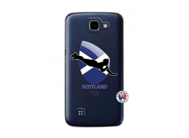 Coque Lg K4 Coupe du Monde Rugby-Scotland