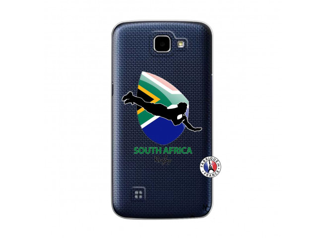 Coque Lg K4 Coupe du Monde Rugby-South Africa