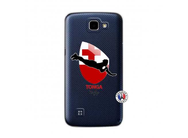 Coque Lg K4 Coupe du Monde Rugby-Tonga