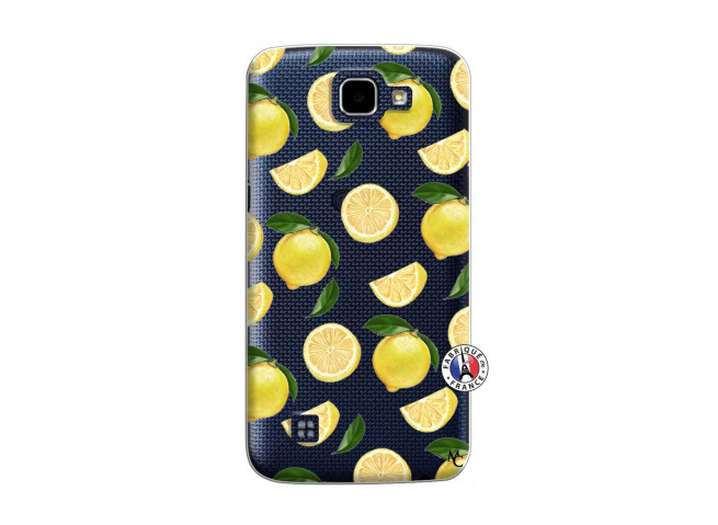 Coque Lg K4 Lemon Incest