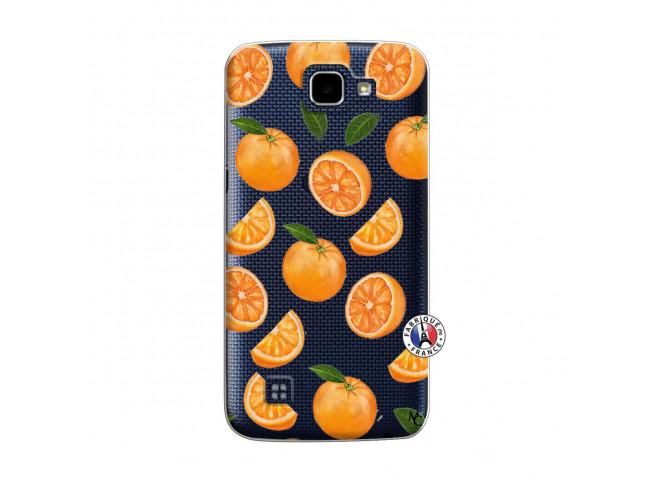 Coque Lg K4 Orange Gina
