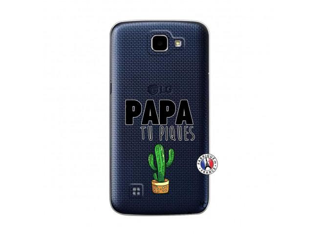 Coque Lg K4 Papa Tu Piques
