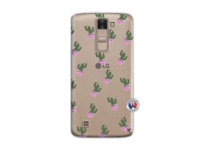 Coque Lg K8 Cactus Pattern