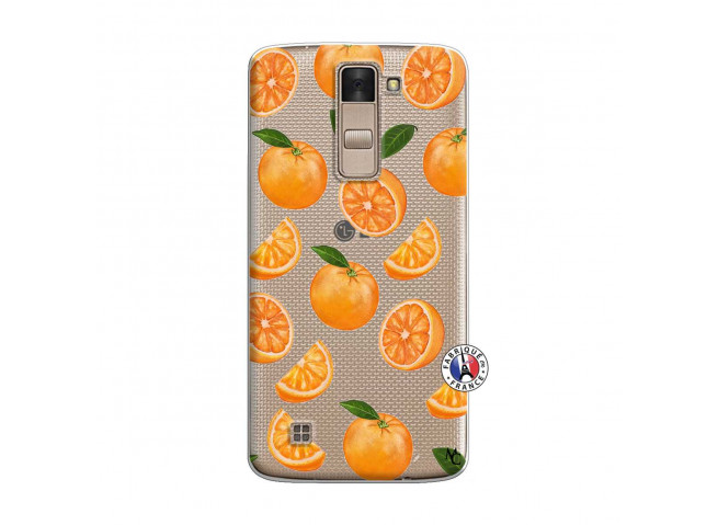 Coque Lg K8 Orange Gina