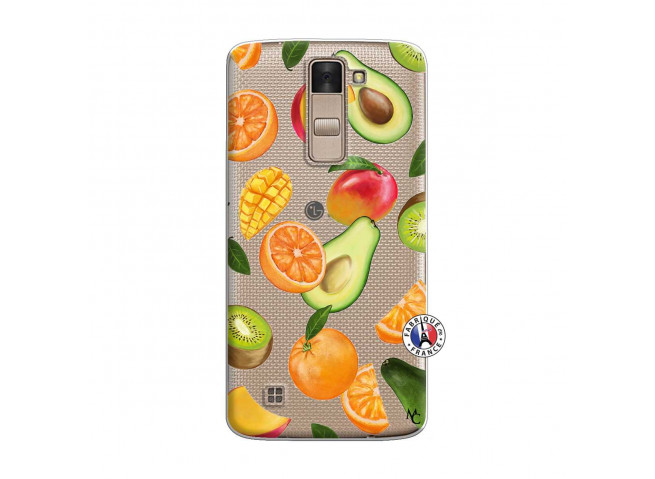 Coque Lg K8 Salade de Fruits