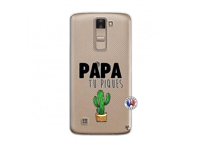 Coque Lg K8 Papa Tu Piques