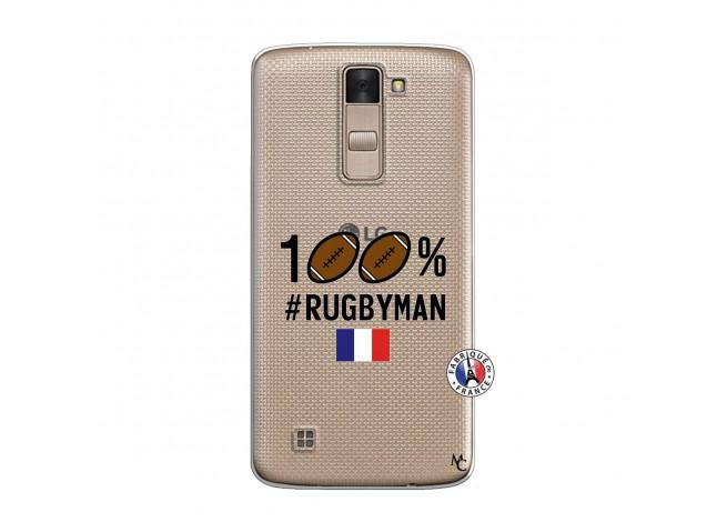 Coque Lg K8 100% Rugbyman