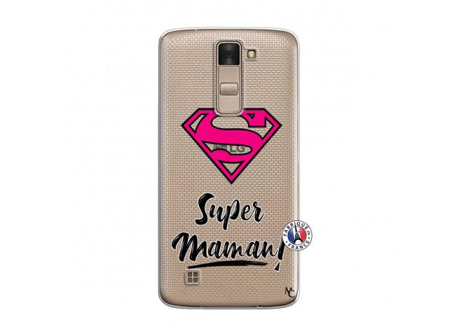 Coque Lg K8 Super Maman