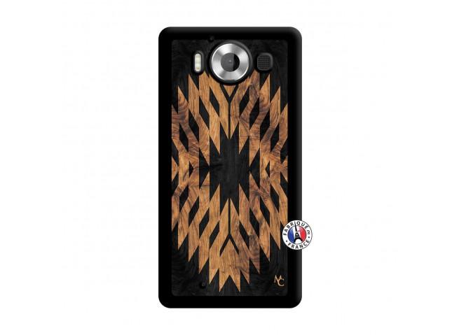Coque Microsoft Lumia 950 Aztec One Motiv Noir