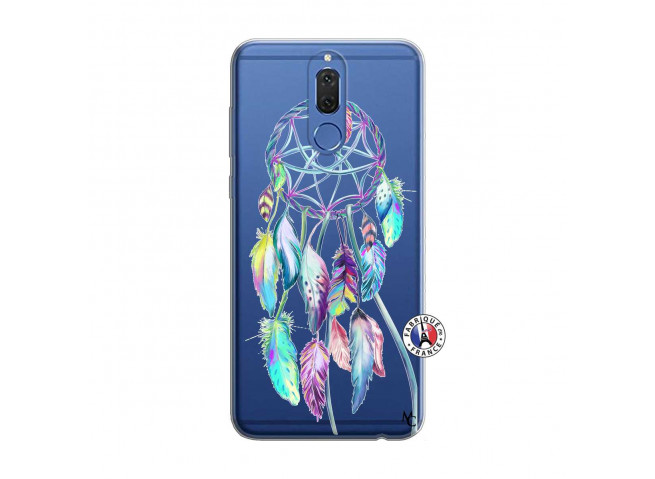 Coque Huawei Mate 10 Lite Blue Painted Dreamcatcher