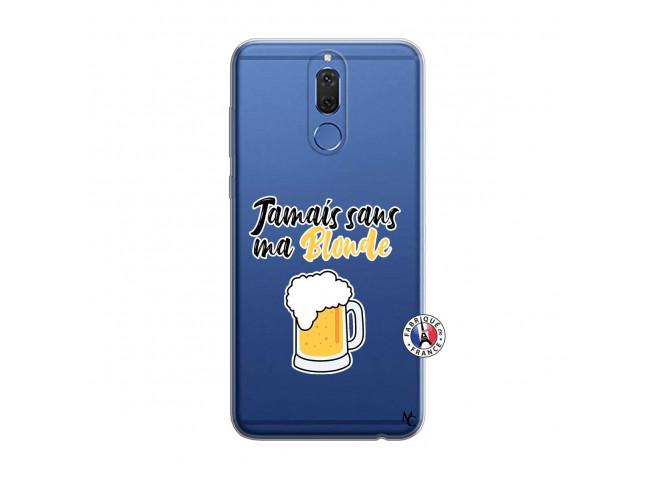Coque Huawei Mate 10 Lite Jamais Sans Ma Blonde