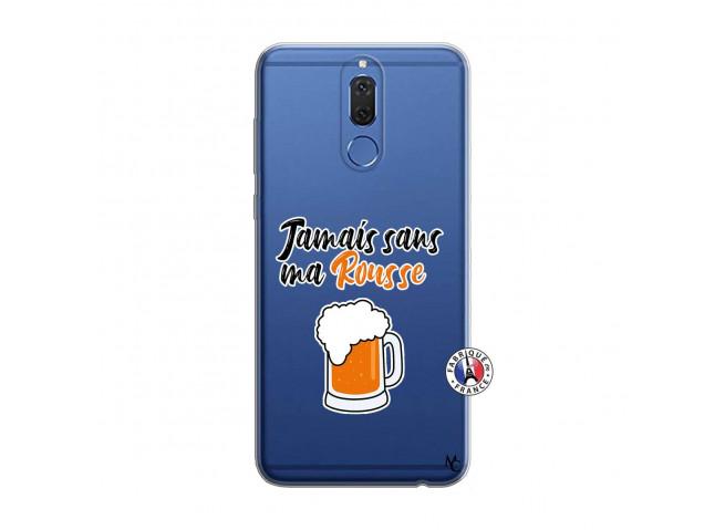Coque Huawei Mate 10 Lite Jamais Sans Ma Rousse