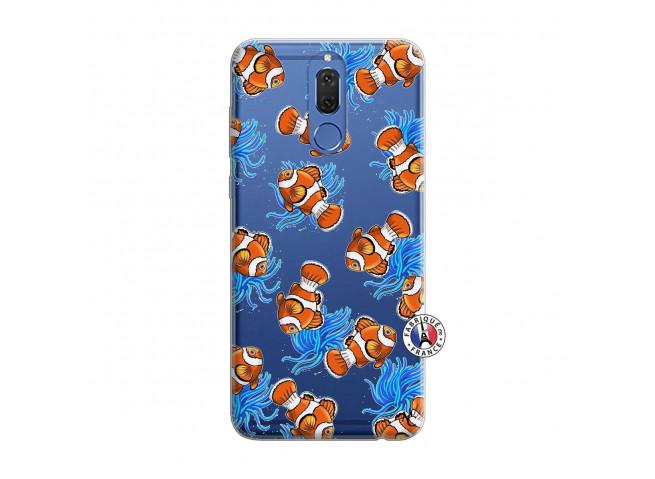 Coque Huawei Mate 10 Lite Poisson Clown
