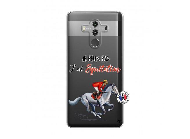 Coque Huawei Mate 10 PRO Je Peux Pas J Ai Equitation