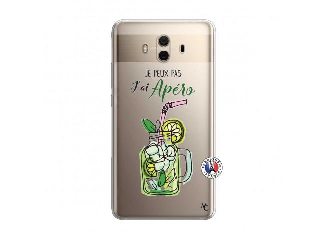 Coque Huawei Mate 10 Je peux pas J'ai Apéro